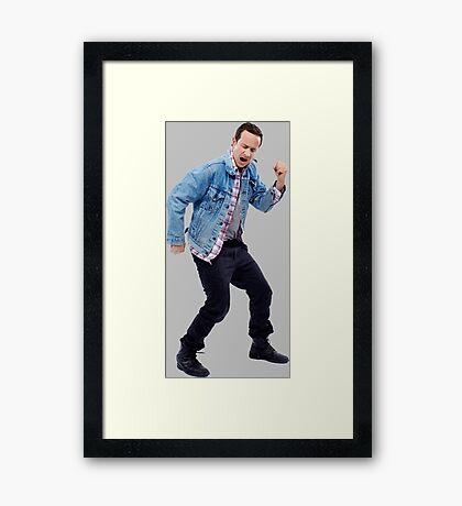 Pauly Shore is not Dead Framed Print
