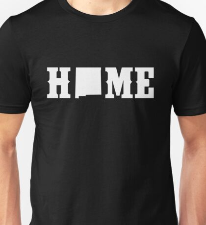 New Mexico Home State Unisex T-Shirt