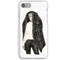Hoseok in Singles Magazine iPhone Case/Skin
