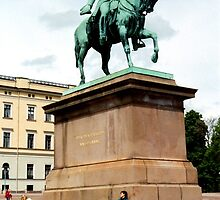King Carl Johan by Graeme  Hyde