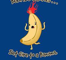 Burning Calories! by BenTim