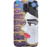 Life Moves Pretty Fast Samsung Galaxy Case/Skin