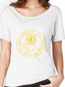 University of Erebor Women's Relaxed Fit T-Shirt