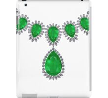 Duchess of Windsor's Emeralds iPad Case/Skin