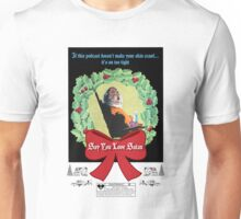 Say You Love Satan 80s Horror Podcast - Black Christmas Unisex T-Shirt