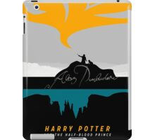 Half-Blood Prince iPad Case/Skin
