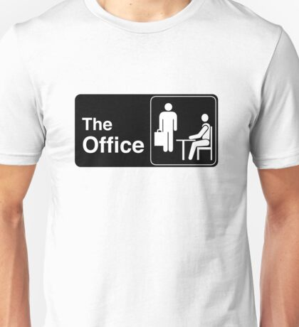 The Office TV Show Logo Unisex T-Shirt