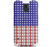 Patriotic Heart Samsung Galaxy Case/Skin