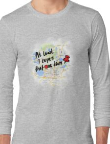 Paper Towns: Quote2 Long Sleeve T-Shirt
