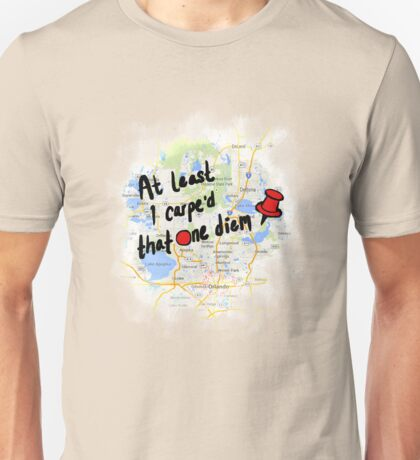 Paper Towns: Quote2 Unisex T-Shirt