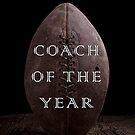 Football Coach of the Year by Edward Fielding