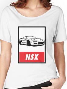 OBEY NSX Women's Relaxed Fit T-Shirt