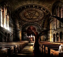 Vampire Cathedral by Cliff Vestergaard