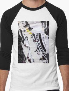 Electromagnetic Pulse Men's Baseball ¾ T-Shirt