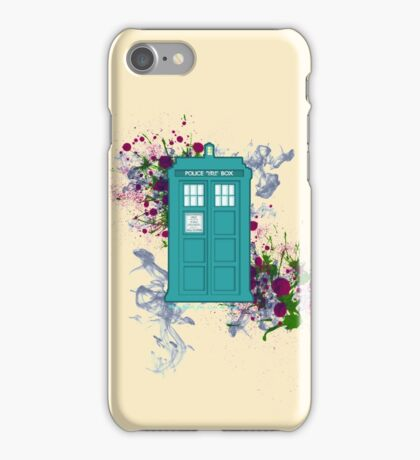 Where Would You Like to Start? - Doctor Who iPhone Case/Skin