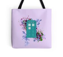 Where Would You Like to Start? - Doctor Who Tote Bag