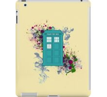 Where Would You Like to Start? - Doctor Who iPad Case/Skin
