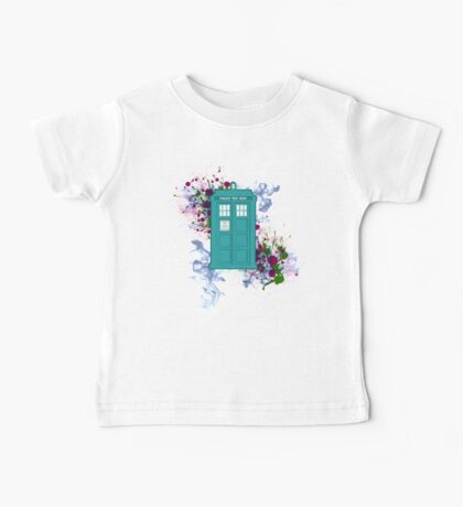 Where Would You Like to Start? - Doctor Who Baby Tee