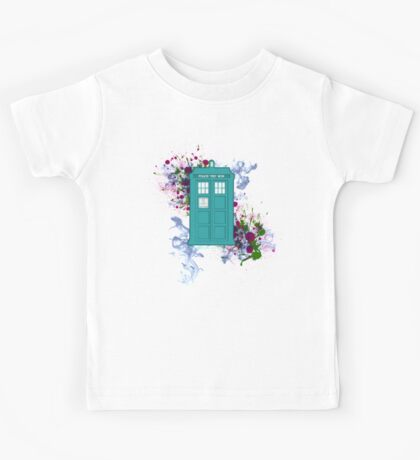 Where Would You Like to Start? - Doctor Who Kids Tee