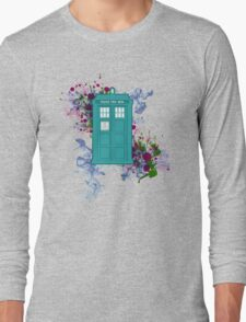 Where Would You Like to Start? - Doctor Who Long Sleeve T-Shirt