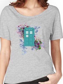 Where Would You Like to Start? - Doctor Who Women's Relaxed Fit T-Shirt