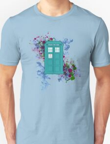 Where Would You Like to Start? - Doctor Who Unisex T-Shirt