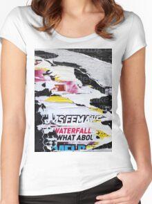 Cumulonimbus Women's Fitted Scoop T-Shirt