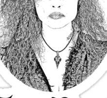 Bellatrix LeStrange, Death Eater, Harry Potter, Geekery, geek, Sticker