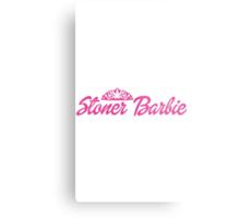 Stoner Barbie Metal Print