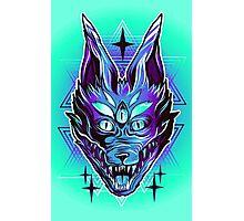 Mystic Wolf  Photographic Print