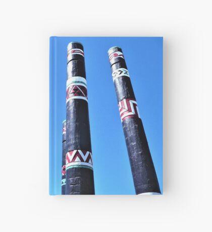 Great Barrier Island Sculpture Hardcover Journal
