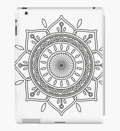 Zen Spirit iPad Case/Skin