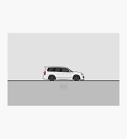 Subaru Forester Photographic Print