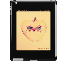 Troubled Pink Lady iPad Case/Skin