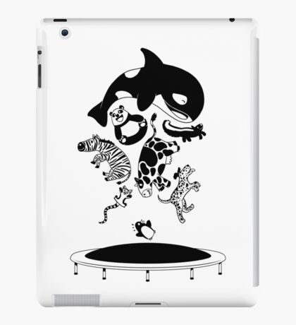 Bouncing Animals iPad Case/Skin