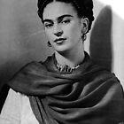 Frida Kahlo by joAnn lense