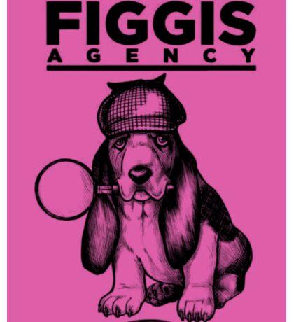 Figgis agency Sticker