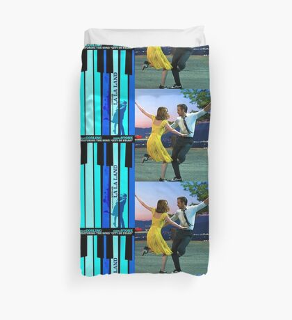 la la land Duvet Cover