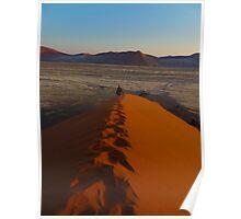 Namibia Sand Dune 45 Poster