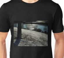 Snow And Ice Glow Unisex T-Shirt