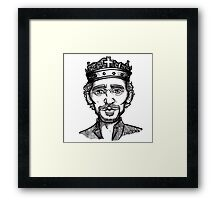 Hollow Henry V Framed Print