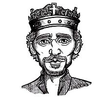 Hollow Henry V Photographic Print