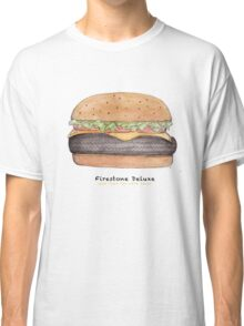 Firestone deluxe - junk food cafe racer Classic T-Shirt