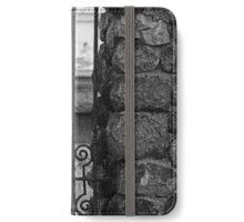 Old West End Edward D Libbey House's Gate iPhone Wallet/Case/Skin