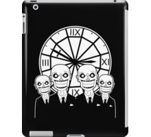 The Gentlemen Clocktower iPad Case/Skin