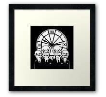 The Gentlemen - Buffy the Vampire Slayer Framed Print