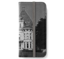 Old West End Gerber House aka Collingwood Arts Center iPhone Wallet/Case/Skin