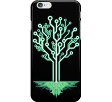Tree of Technological Knowledge iPhone Case/Skin