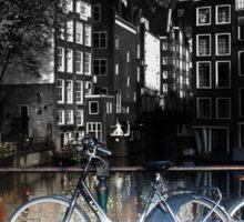 Dutch Commute Sticker