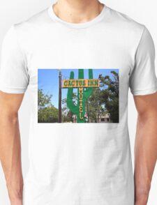 Route 66 - Cactus Inn Motel T-Shirt